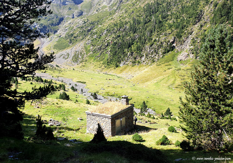 Cabane du cortail de Batoua