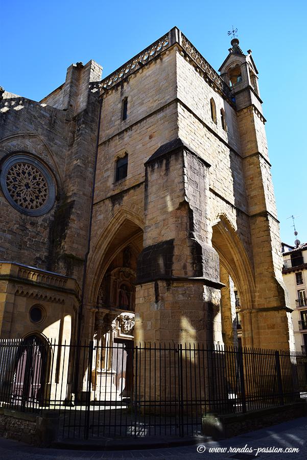 Cathédrale de San Sebastian