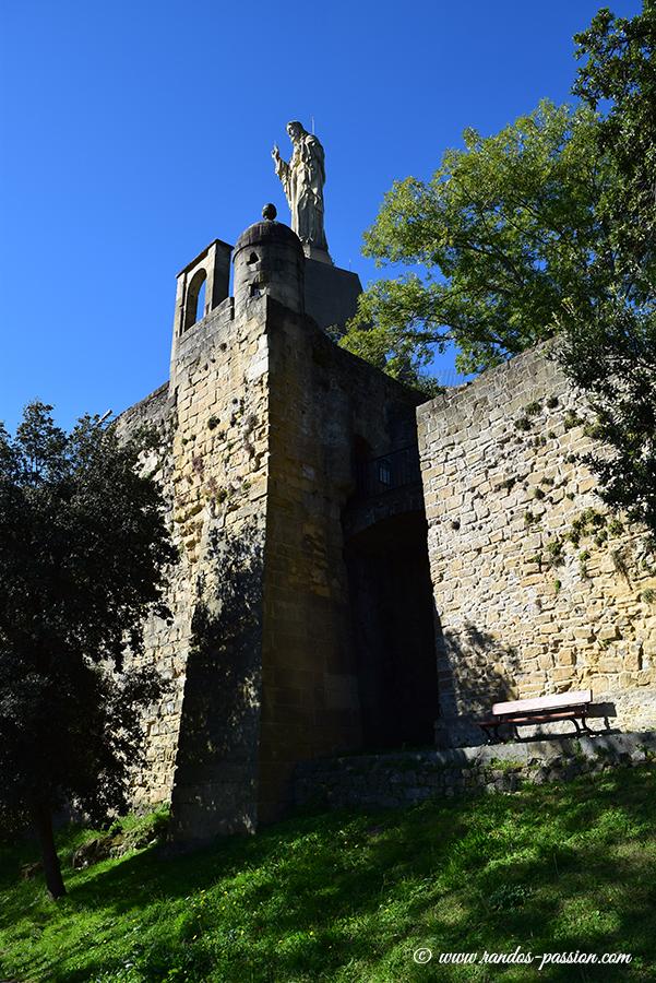 Fortifications du Mont Urgull et Christ de la Mota