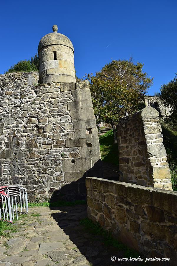 Fortifications du Mont Urgull