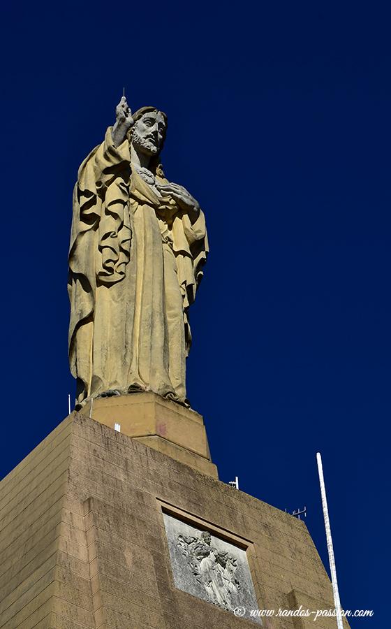 Le christ de la Mota - Mont-Urgull