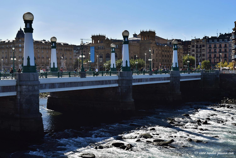 Pont de Zurriola - San Sebastian