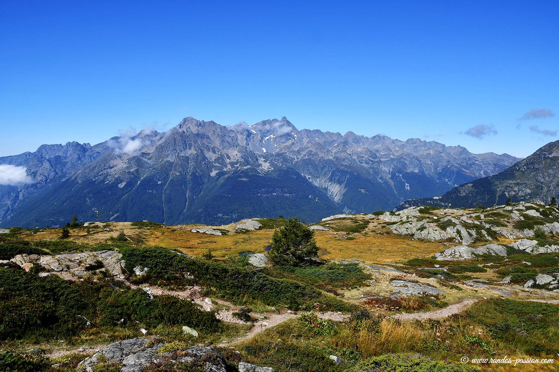 Randonnée des 5 lacs à l'Alpe d'Huez