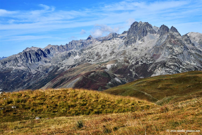 Les aiguilles de l'Argentière - Savoie