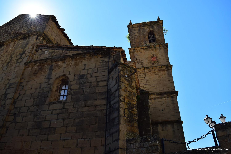 Eglise de San Salvador Agüero