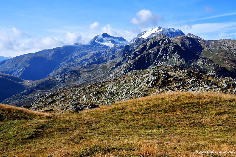Glacier du pic de l'Etendard