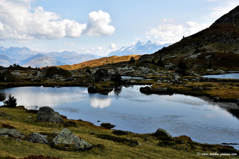Lac Fourchu plateau du Taillefer