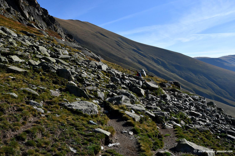 Randonnée au pic de l'Ouillon - Savoie