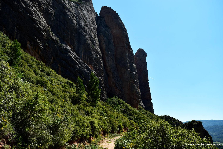 Randonnée aux Mallos de Agüero - Aragon