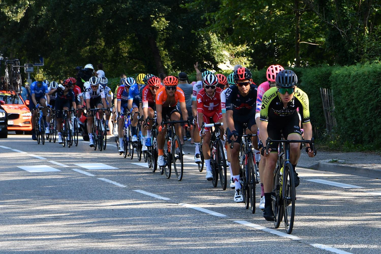 Tour de France 2020 à Vizille
