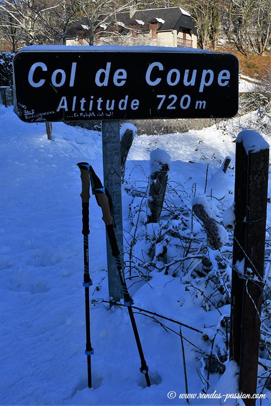 Col de Coupe - Baronnies - Hautes-Pyrénées