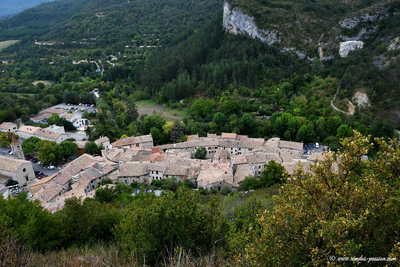 Orpierre Hautes-Alpes