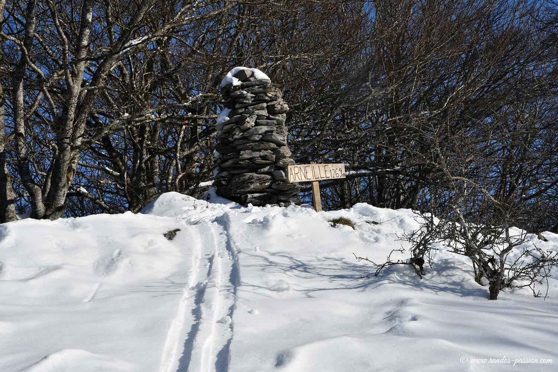 Sommet du Pic d'Arneille - Hautes-Pyrénées