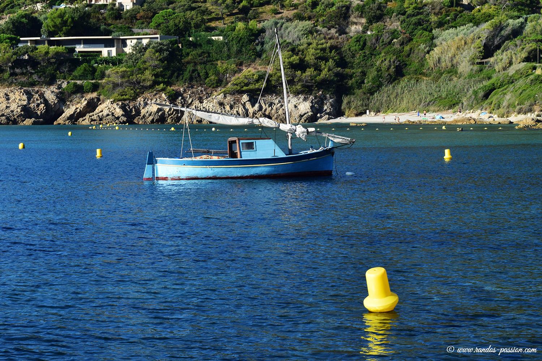 Le petit port de l'Escalet - Var