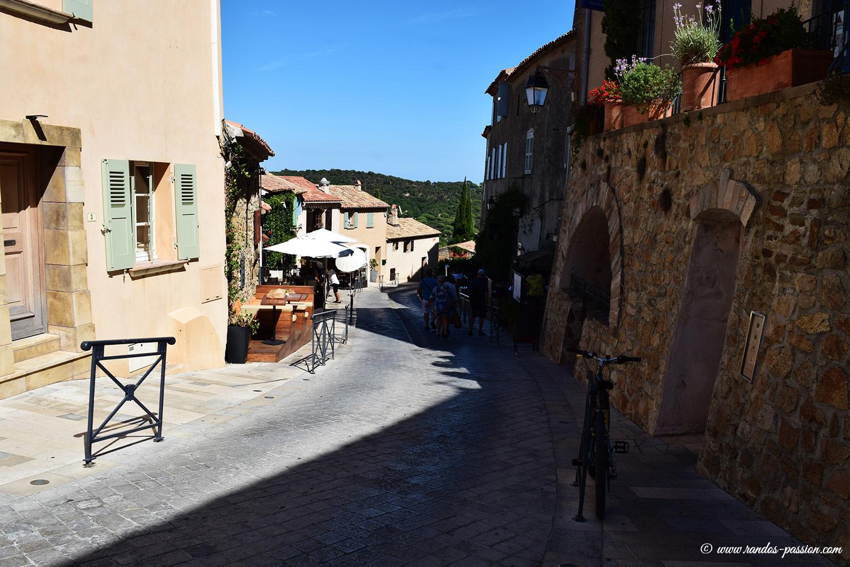 Le village de Ramatuelle - Var