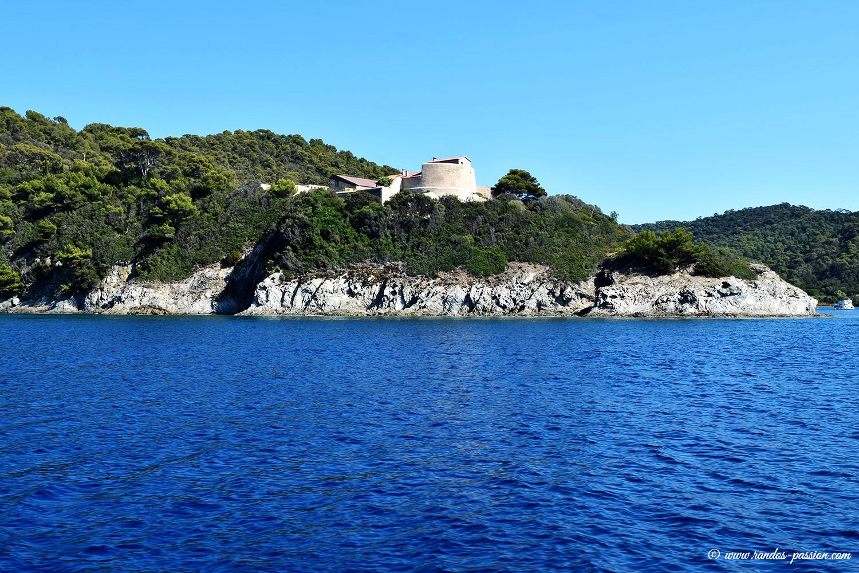 Fort du moulin - Port-Cros