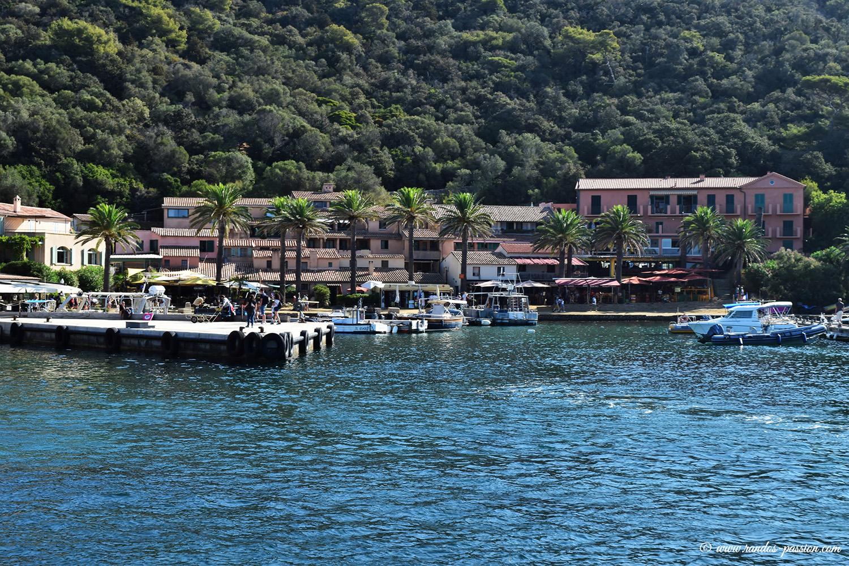 Le port de Port Cros