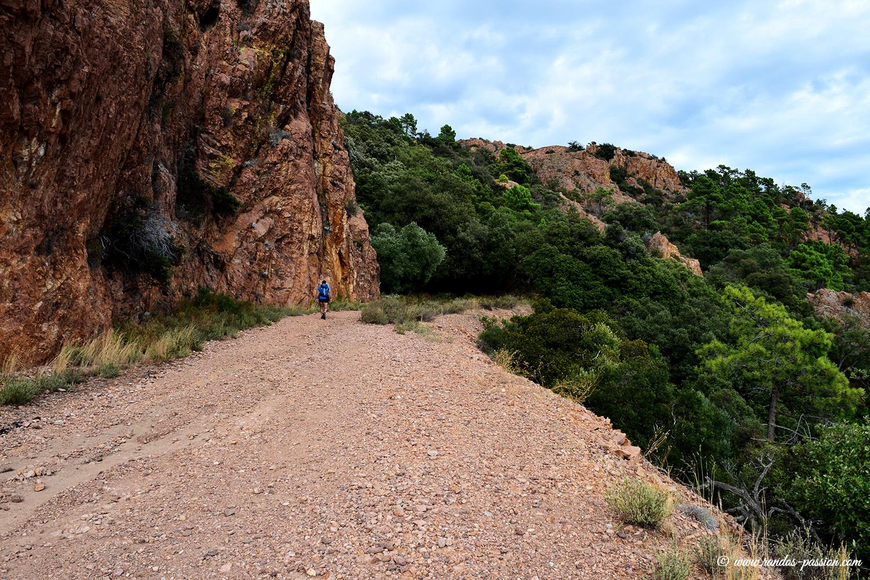 Randonnée au Rastel d'Agay