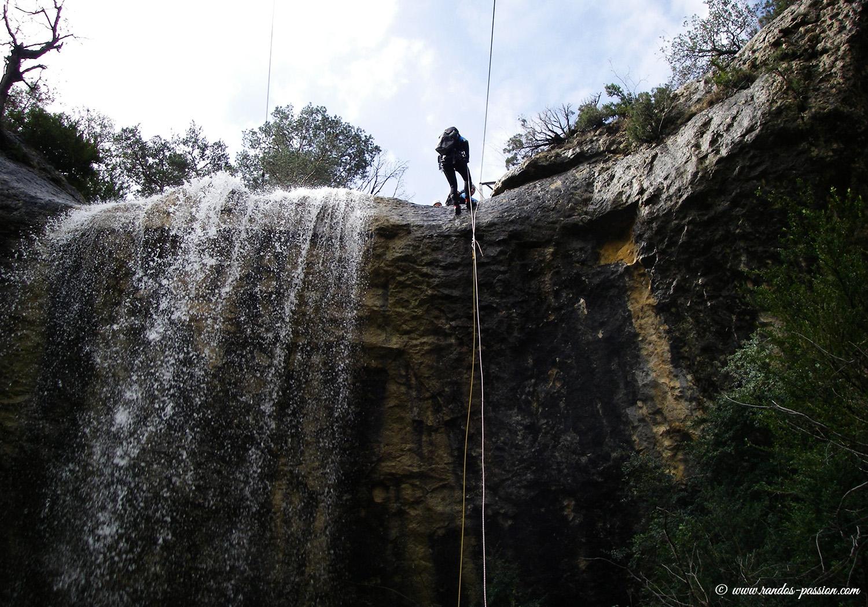 Canyoning en Sierra de Guara: l'Arroyo de Bañera
